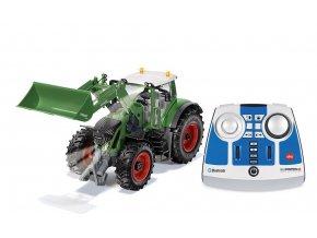 Siku Control Traktor FENDT 933 VARIO s nakladačem, Bluetooth ovládádním