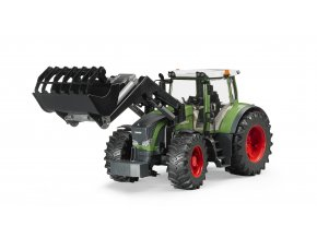 Bruder 3041 Traktor Fendt 936 VARIO se lžící