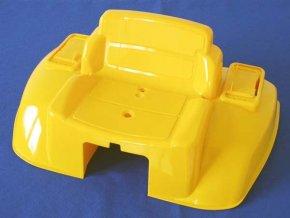Rolly Toys X Trac šlapací traktor
