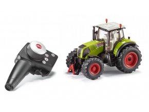 Siku Control RC traktor Class Axion 850 s dálkovým ovládáním 1:32