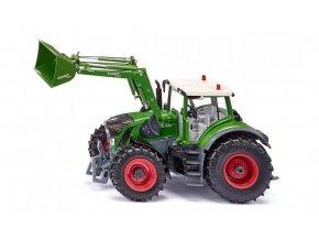Siku Control APP Traktor Fendt 933 Vario s nakladačem a Bluetooth