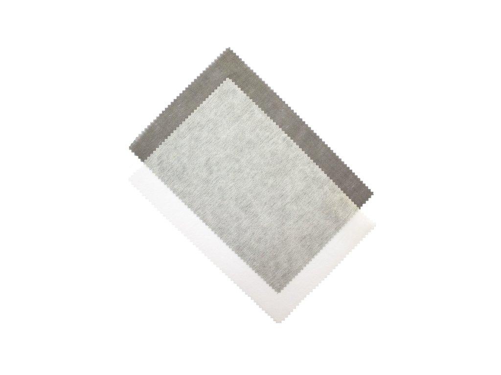 Zetafil 8515 nelepící, šedá