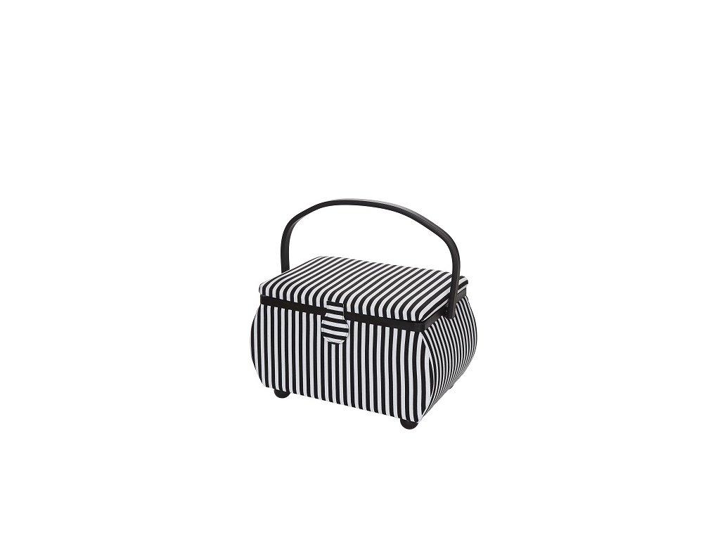Kazeta na šití Stripes modern L 612015
