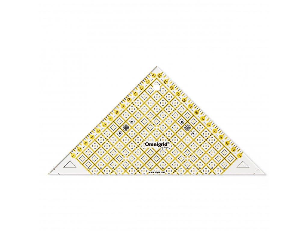 Pravítko trojúhelník 611314