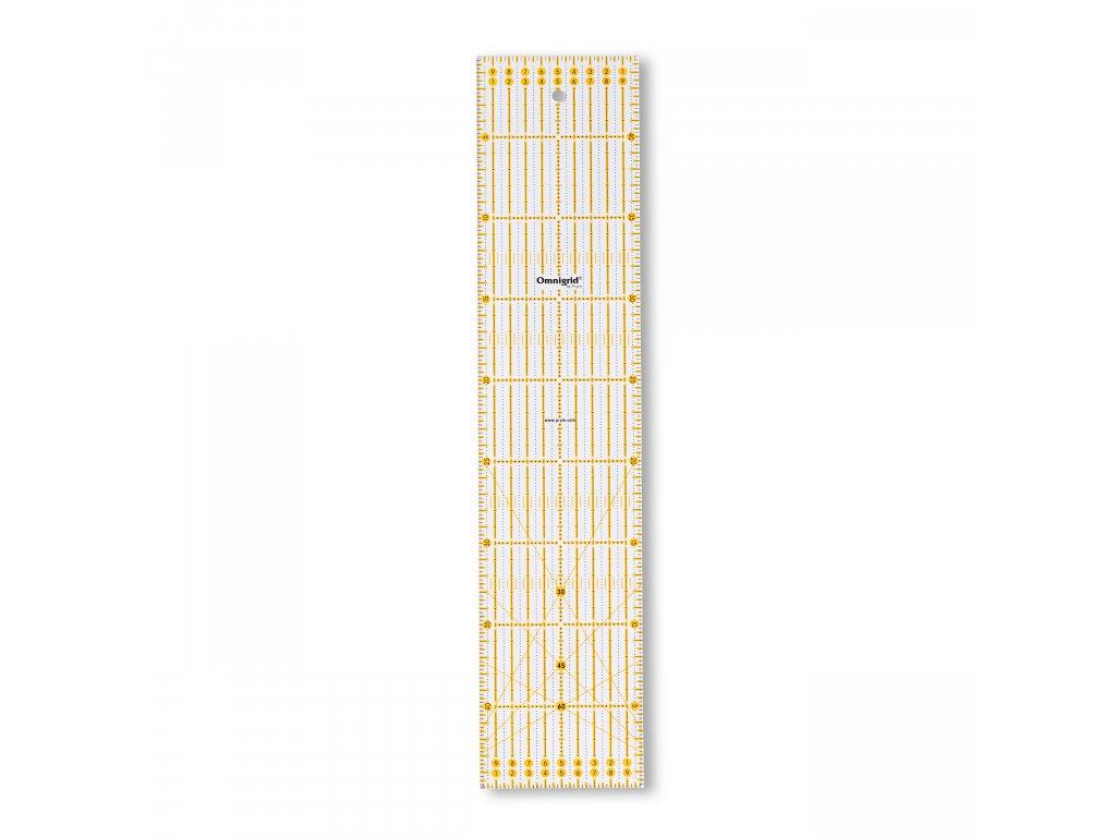 Universální pravítko 10x45cm 611318