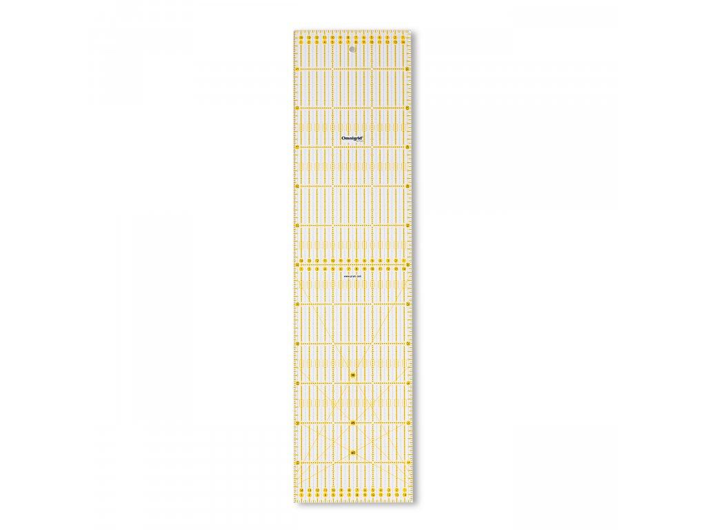 Universální pravítko 15x60cm 611308