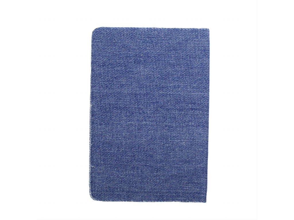Nažehlovací záplata jeans 12,5x17cm, 1170/4