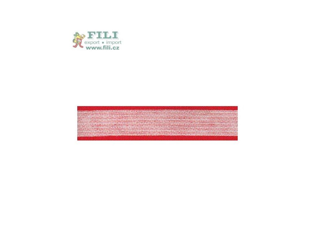 Fixační pásek US500 š.1cm b.bílá