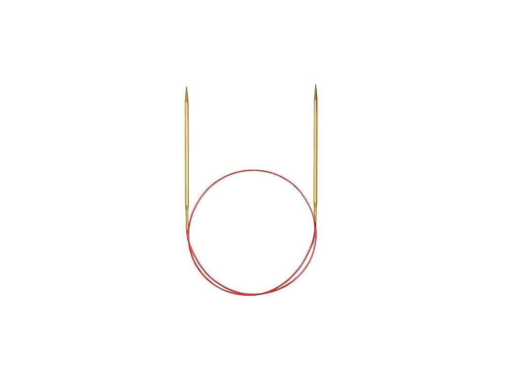 Jehlice kruhové ADDI 755-7 60cm/3.50mm