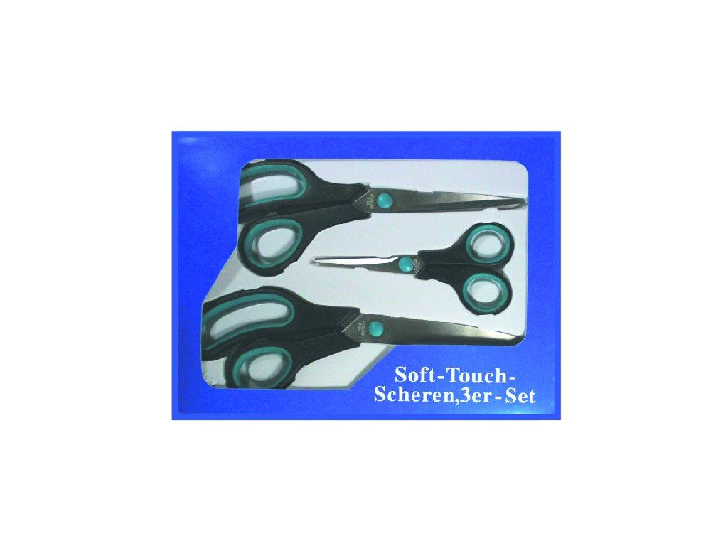 Nůžky univerzální set/3 ks, Art. 280