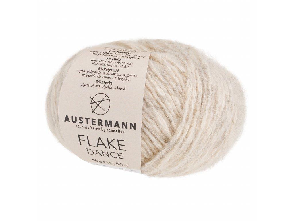 Flake Dance [66% bavlna, 21% polyakryl, 5% vlna, 5% polyamid, 3% alpaka]