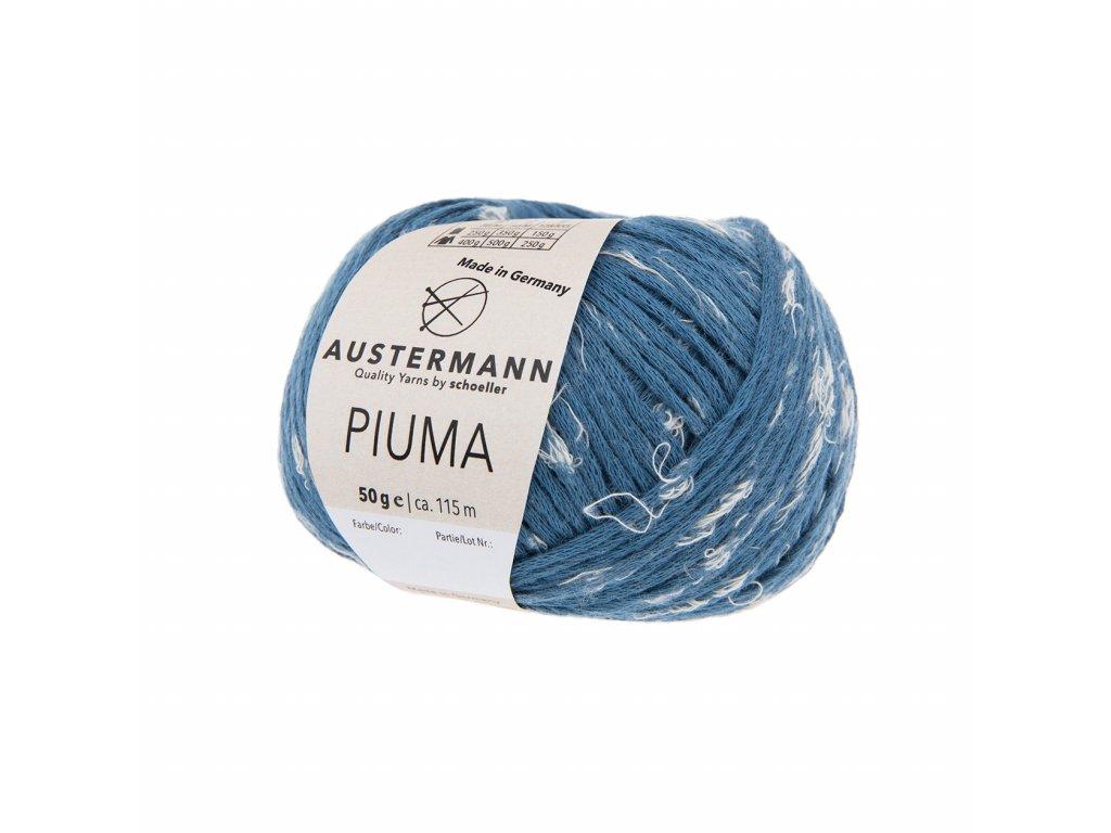 Piuma [100% bavlna] Ručně pletací příze