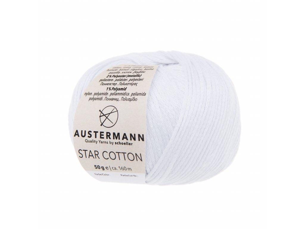 Star Cotton [97% bavlna, 2% polyester, 1% polyamid]