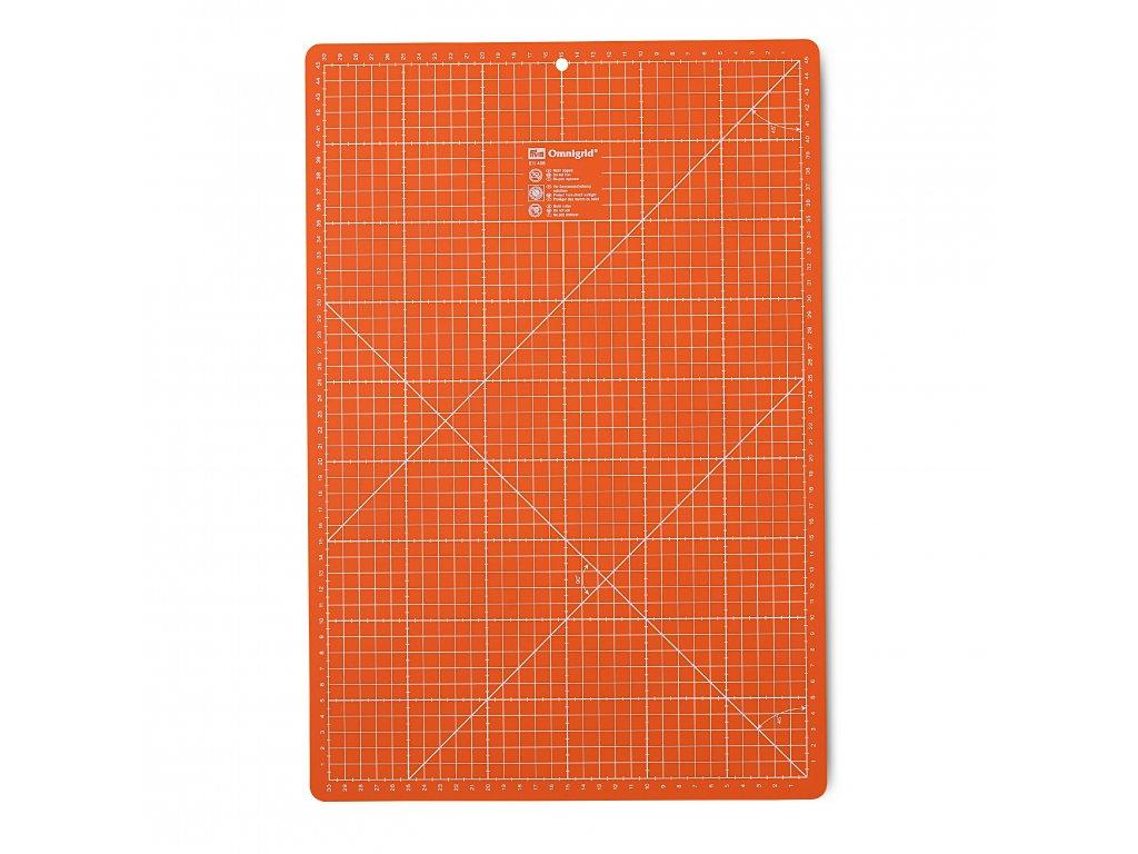 Podložka na patchwork 611466 30x45cm oranžová