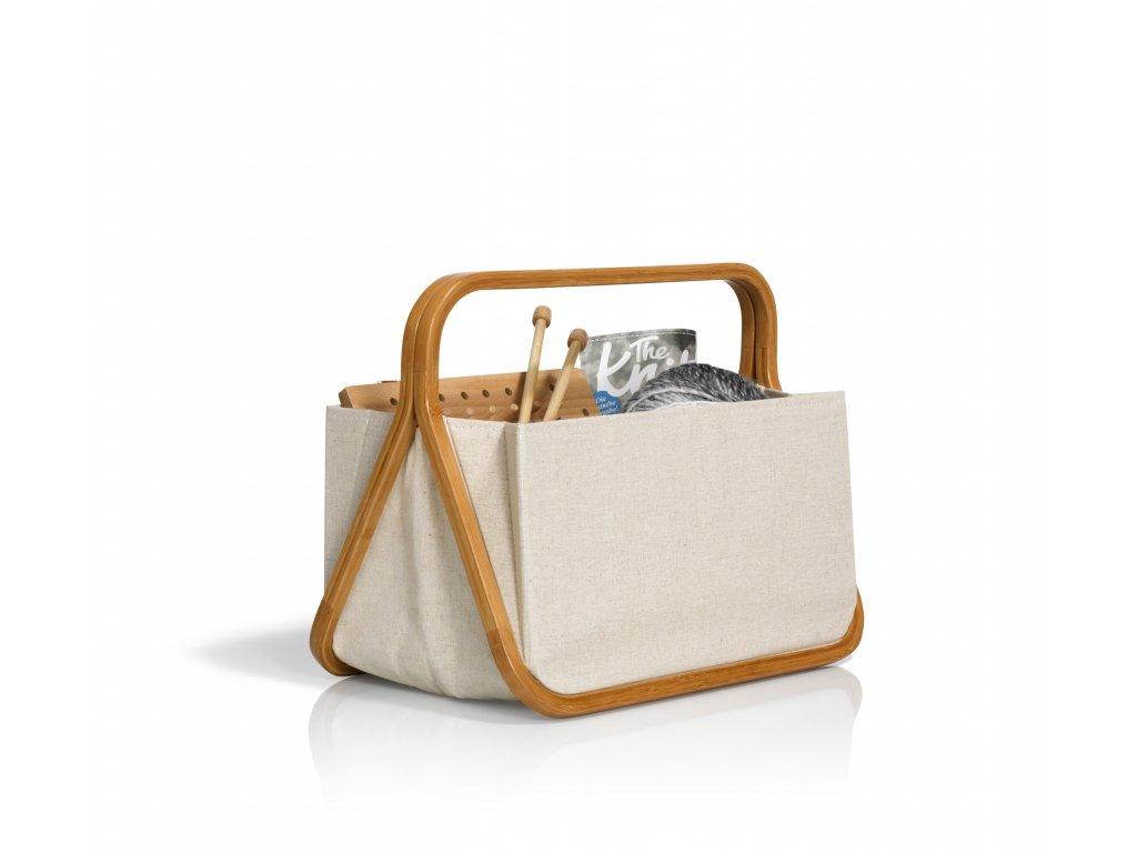 Prym Látková taška Canvas & Bamboo 612563