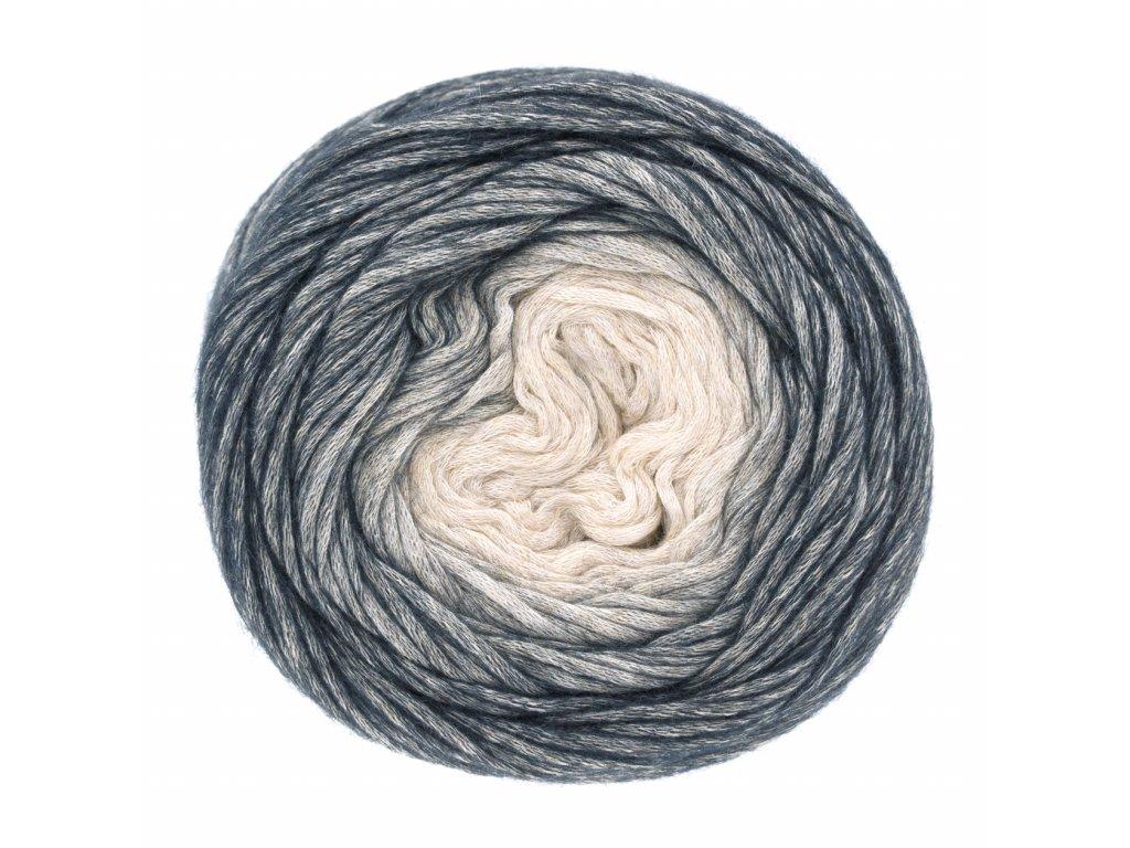 Delicate Dip Dye [60% viskóza, 40% vlna] Ručně pletací příze