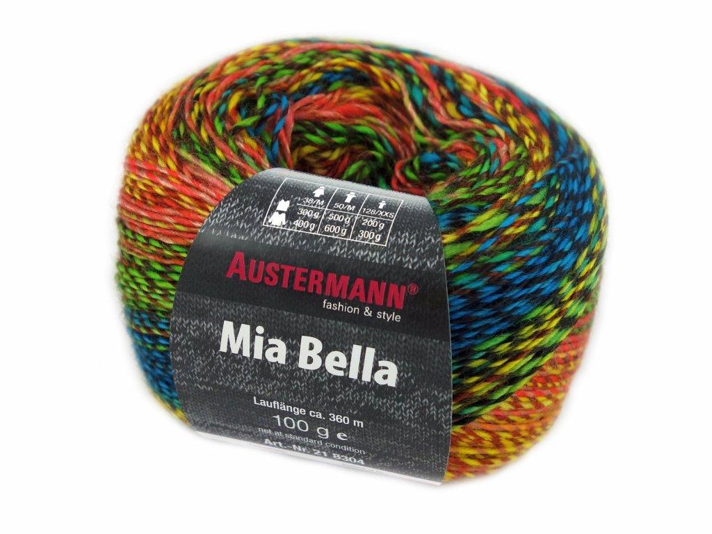 Mia Bella [50% vlna, 50% polyakryl]