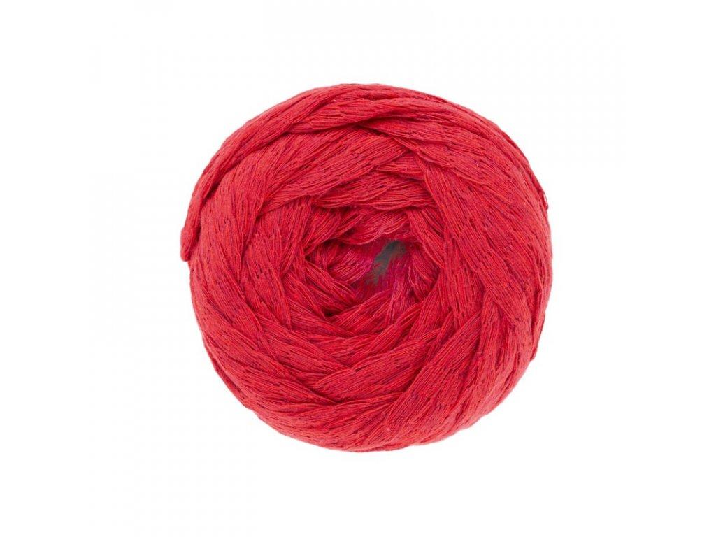 Sienna Recycled [52% bavlna, 48% polyester] Ručně pletací příze
