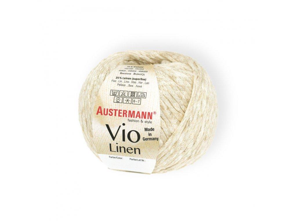 Vio Linen [75% viskóza, 25% len]