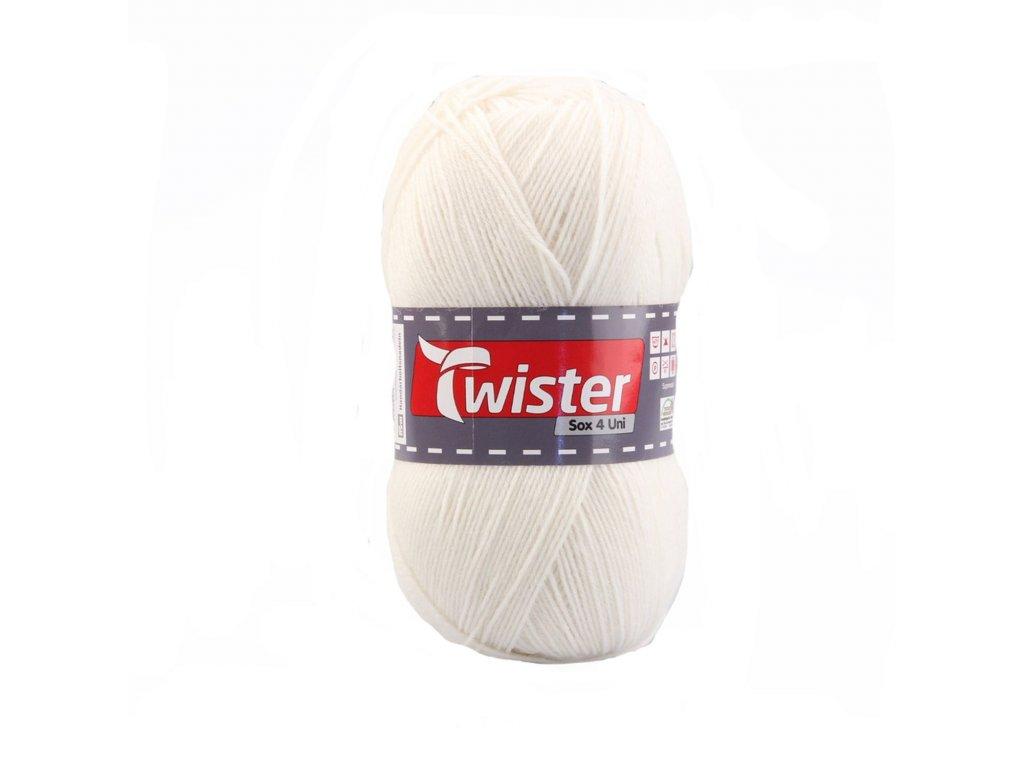 Twister SOX Uni [75% vlna, 25% polyamid] Ručně pletací příze