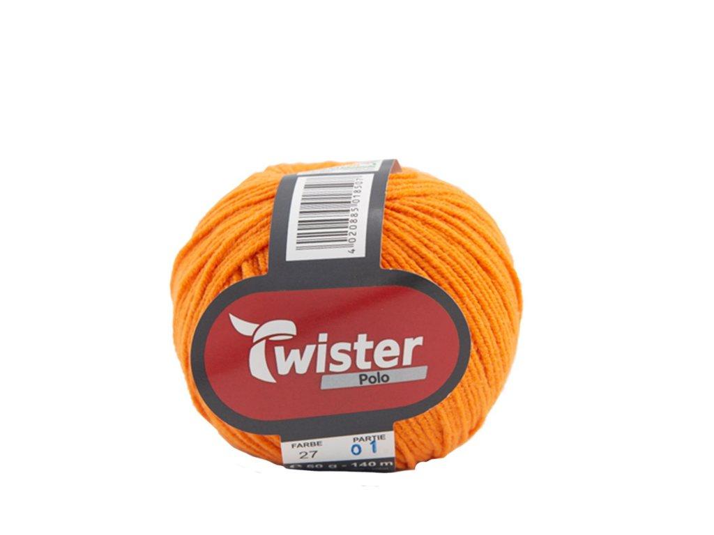 Twister Polo [59% bavlna, 41% polyakryl]