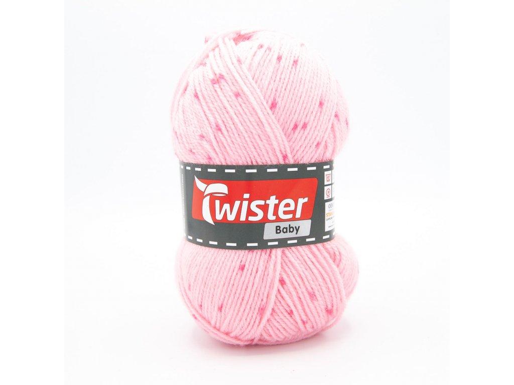 Twister Baby [100% polyakryl] Ručně pletací příze
