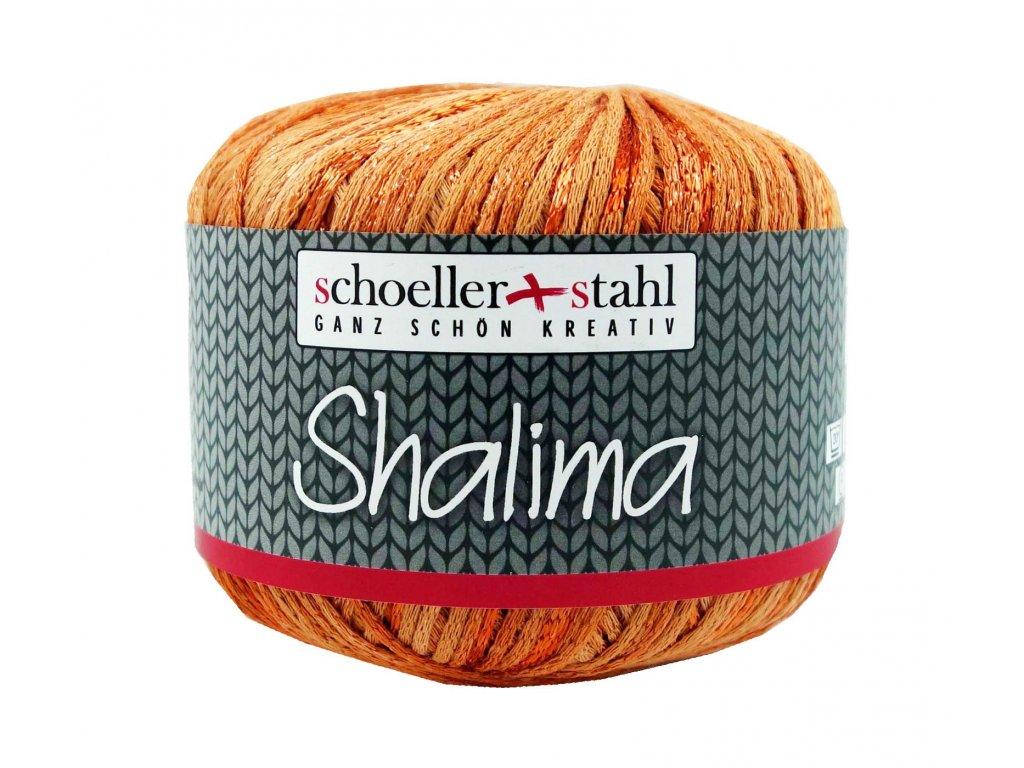 Shalima [60% viskóza, 32% bavlna, 8% polyamid]
