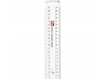Pravítko příruční 21 cm 610730