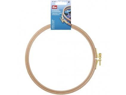 Prym Vyšívací kroužek 611677, 19cm