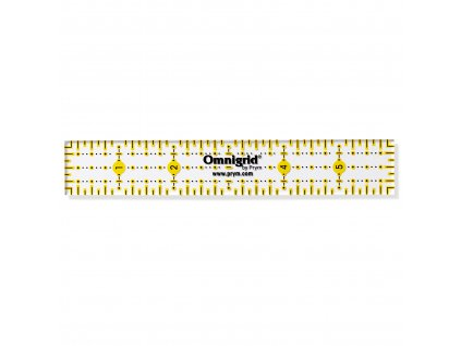 Pravítko 1x6 inches 611645