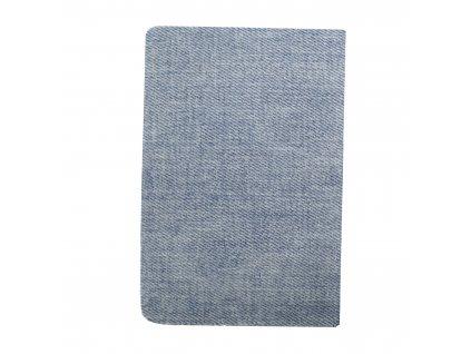 Nažehlovací záplata jeans 12,5x17cm, 1170/1