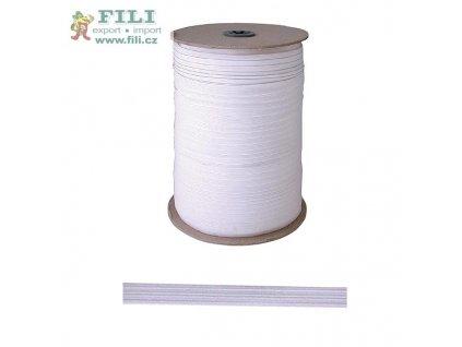 Pruženka prádlová 13008 šíře 0,5cm režná