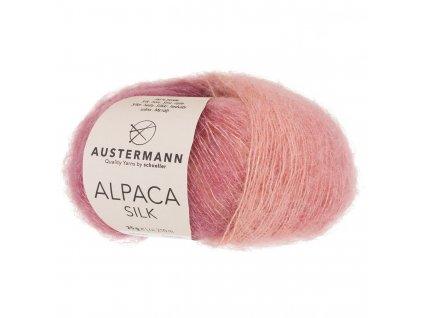 Alpaca Silk [70% alpaka, 30% hedvábí]