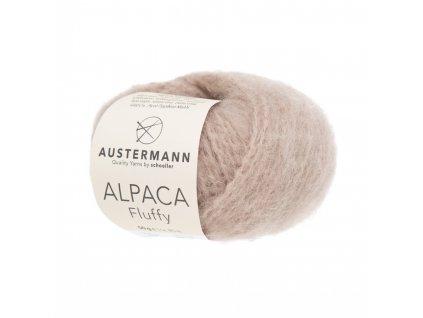Alpaca Fluffy [70% vlna merino, 30% alpaka] Ručně pletací příze