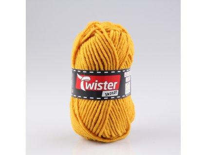 Twister Skater [70% polyakryl, 30% vlna] Ručně pletací příze