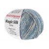 Magic Silk Color [100% hedvábí] Ručně pletací příze