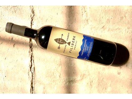 filiberk cabernet moravia lahev cihla
