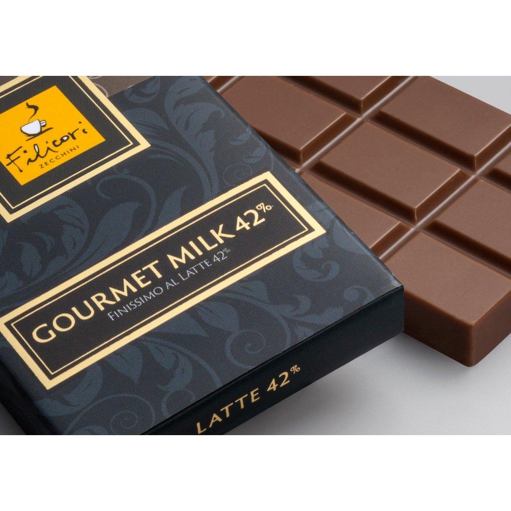 FZ Cioccolata Fotografie Blend e cru Fondi alternativi Latte 42 1.1