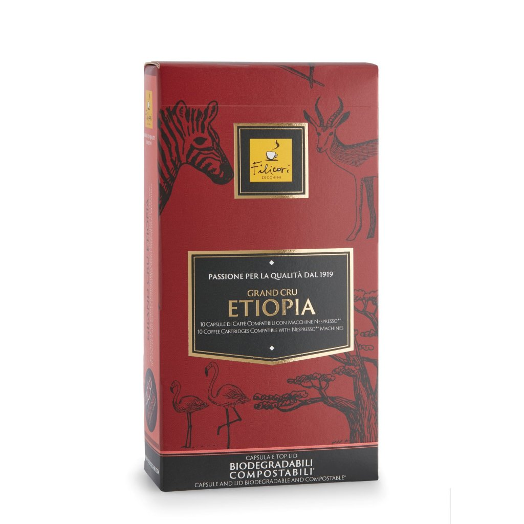 z41 FZ Fotografie Horeca Caffe Capsule Nespresso biodegradabili 7 Etiopia 4