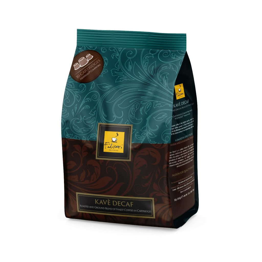 ahq FZ Caffe Fotografie Capsule nespresso Fondi alternativi 1.1 Kave decaf