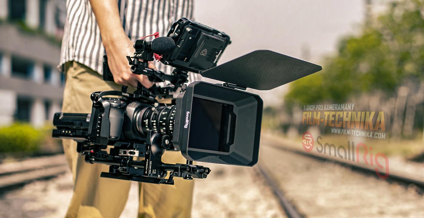 Kamerový rig - z čeho se skládá a jak jej sestavit?