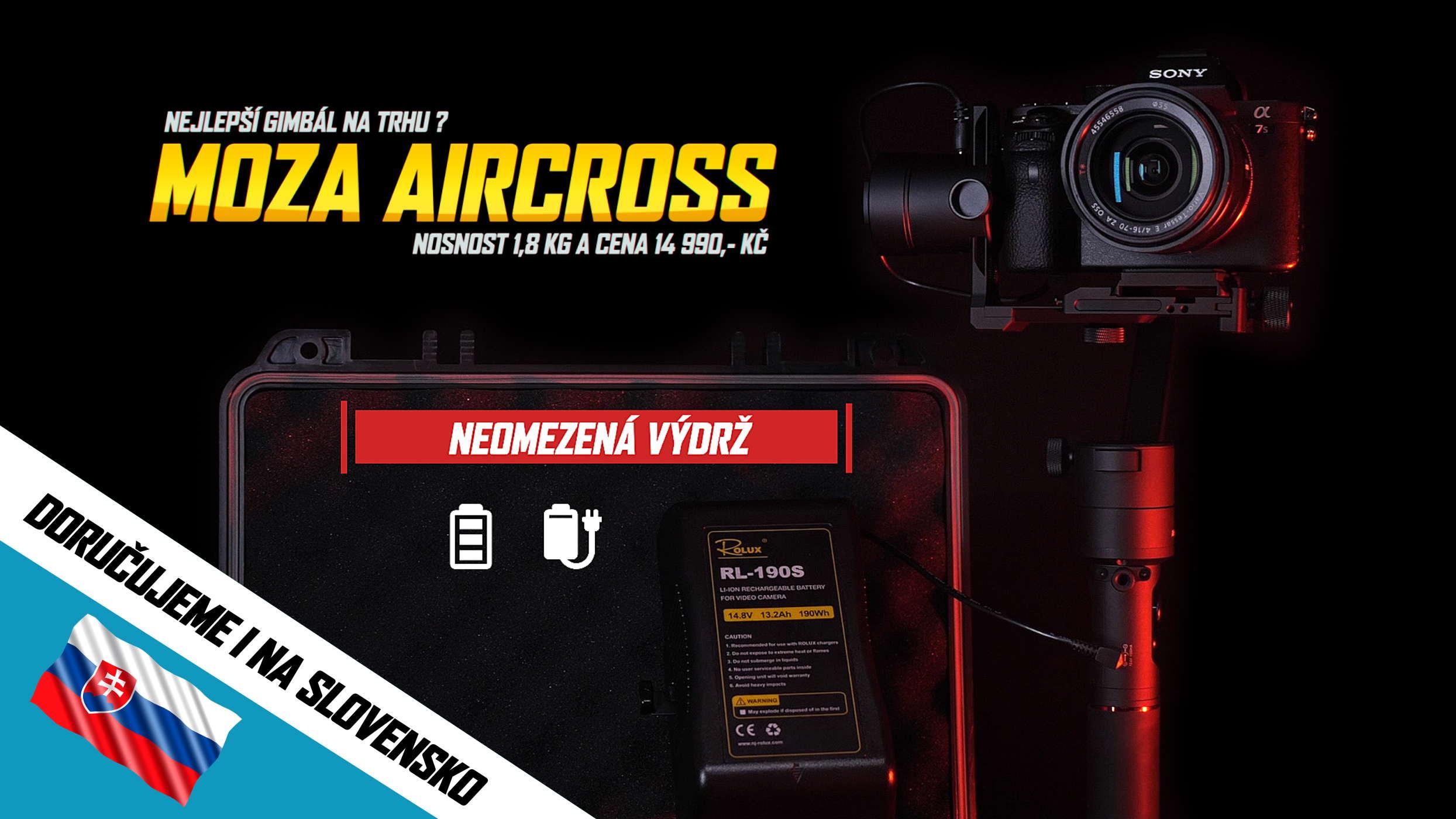 Moza Aircross