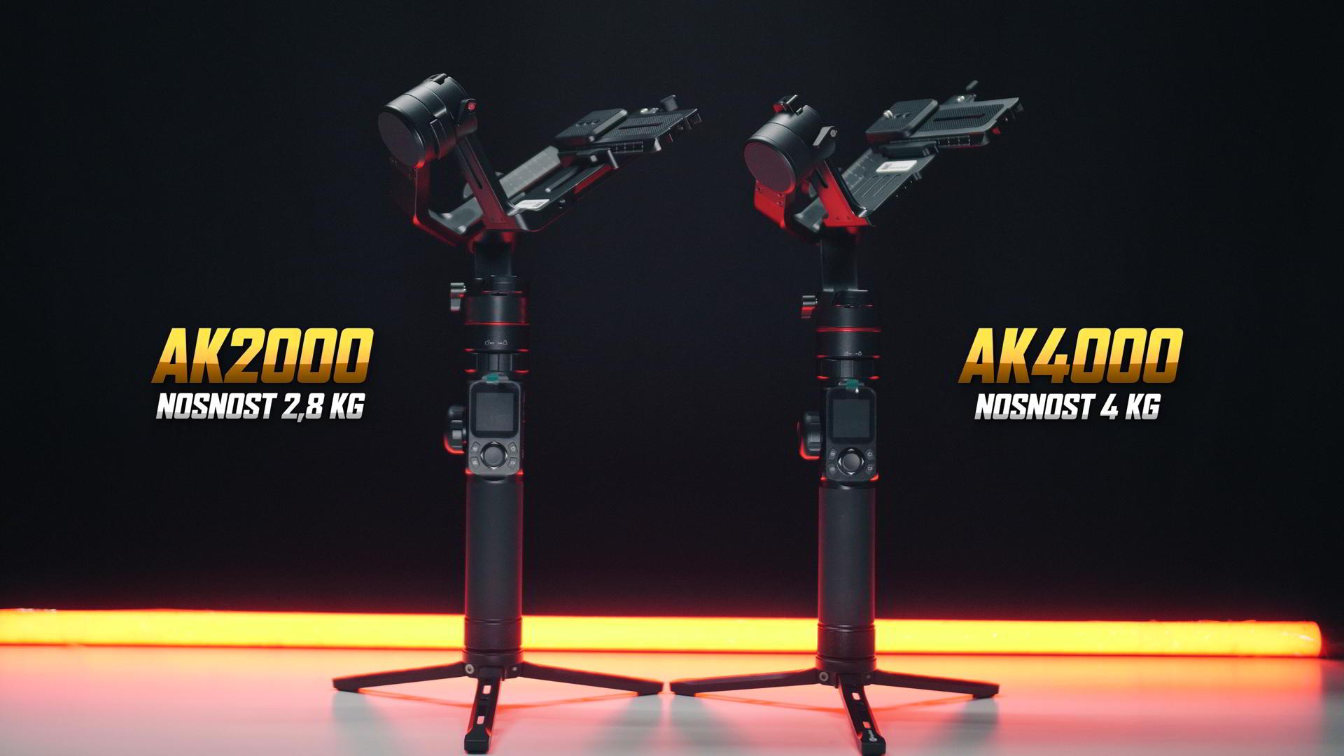 Feiyu AK2000