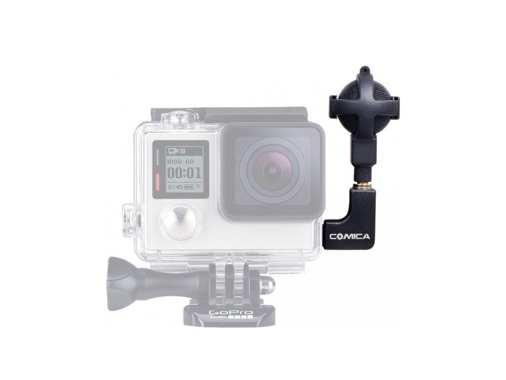 GoPro mikrofony