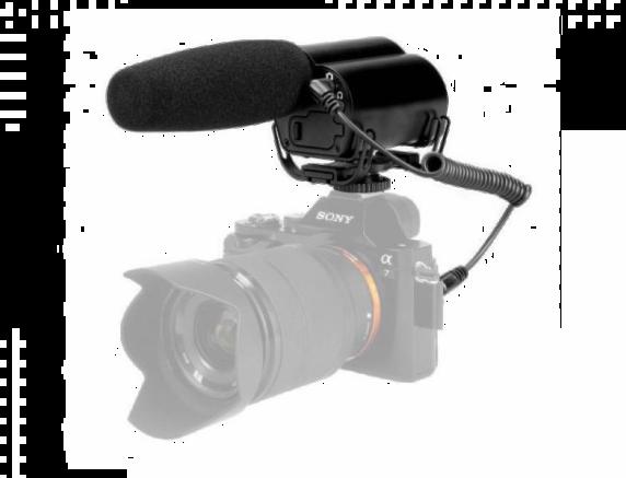 DSLR mikrofony