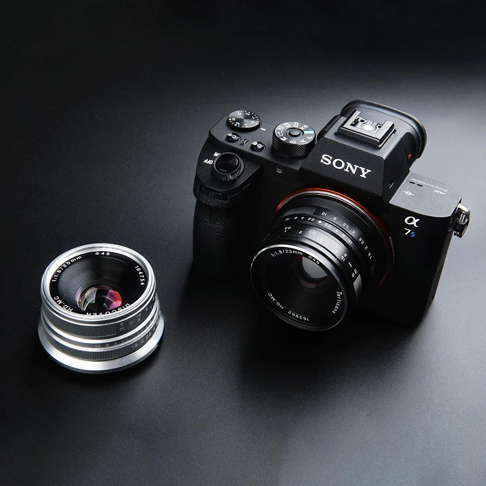 7artisans-25mm-F-1-8-HD-MC-Manual-Focus-Lens-for-Sony-E-NEX-Mount-Camera