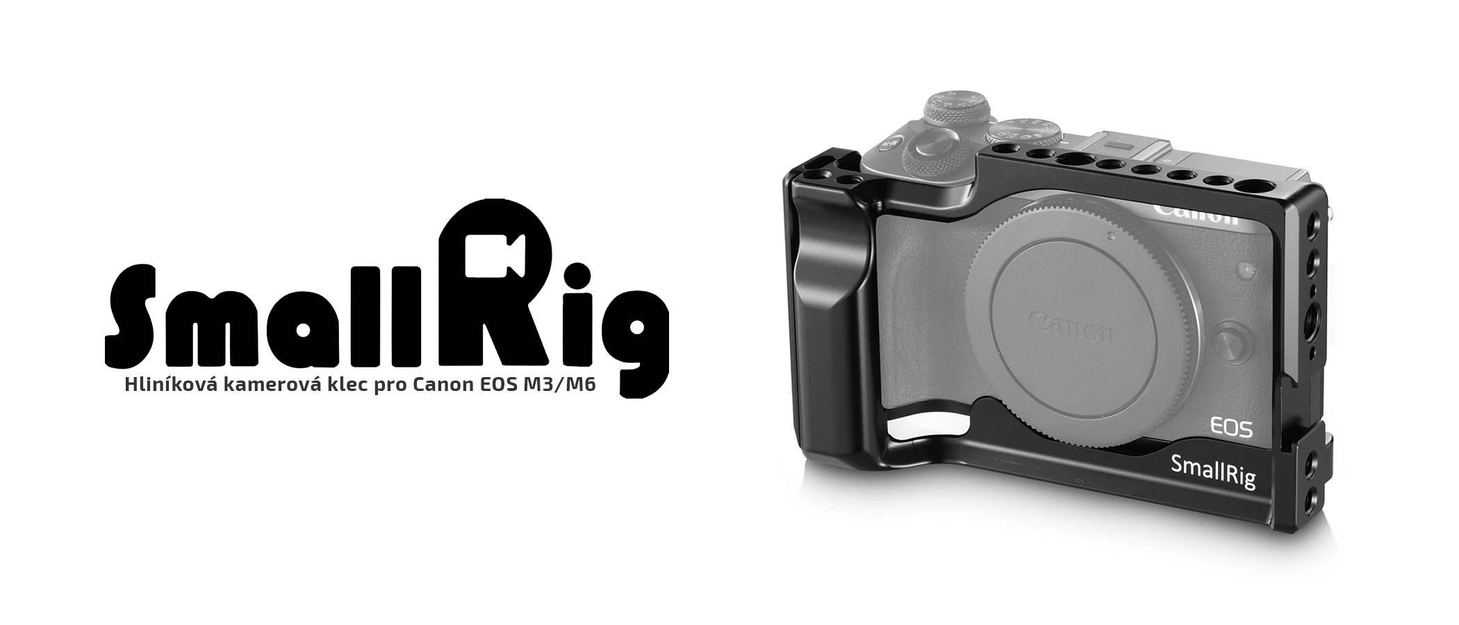 film-technika-smallrig-kamerová-klec-pro-canon-eos-m3-a-m6