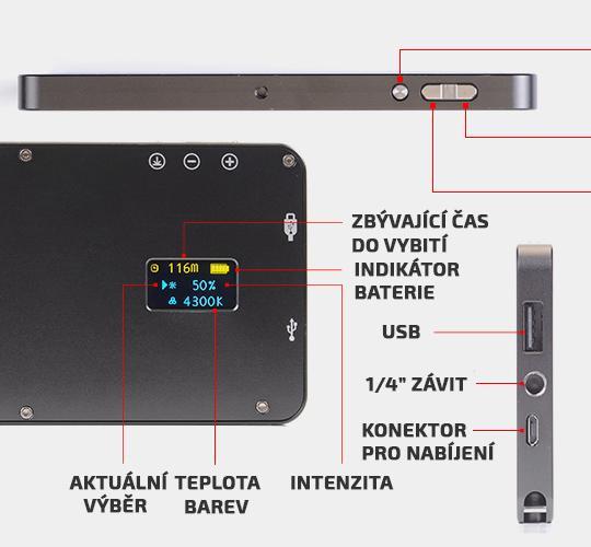 film-technika-sunwayfoto-kamerové-led-světlo-s-integrovanou-baterií-popis-ovládání