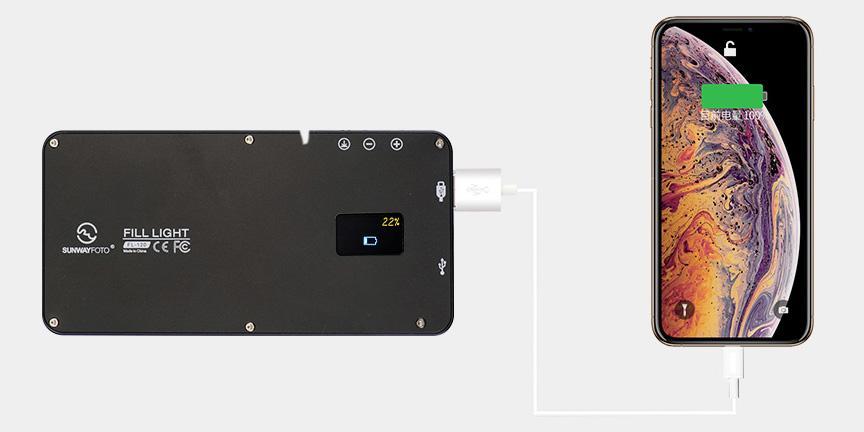 film-technika-sunwayfoto-kamerové-led-světlo-s-integrovanou-baterií-slouží-i-jako-power-banka