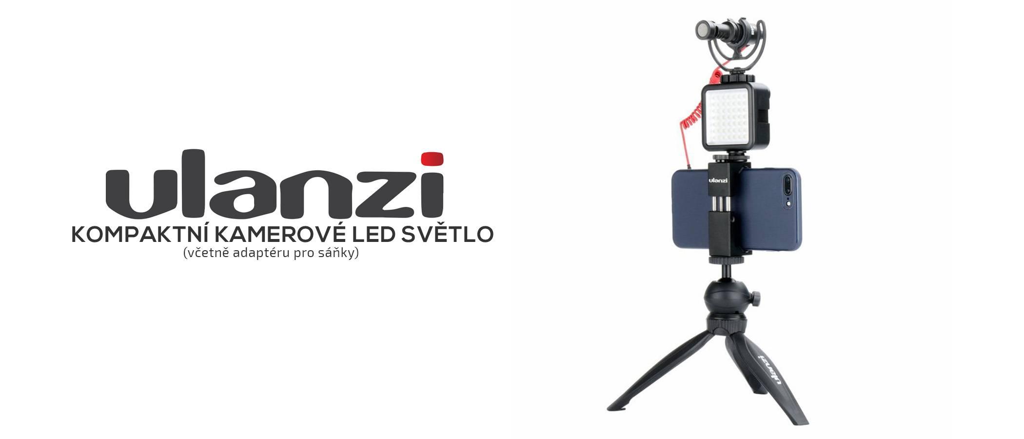 film-technika-ulanzi-led-49-světlo
